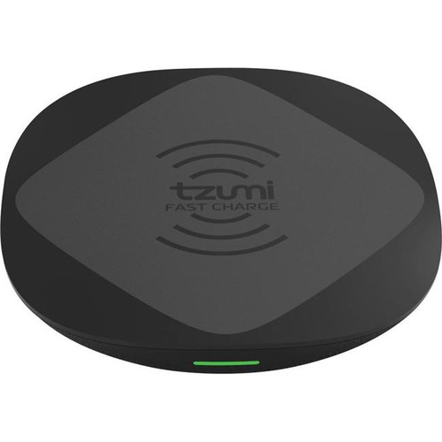 Tzumi 10 watt Hyper Charge Wireless Charging Pad
