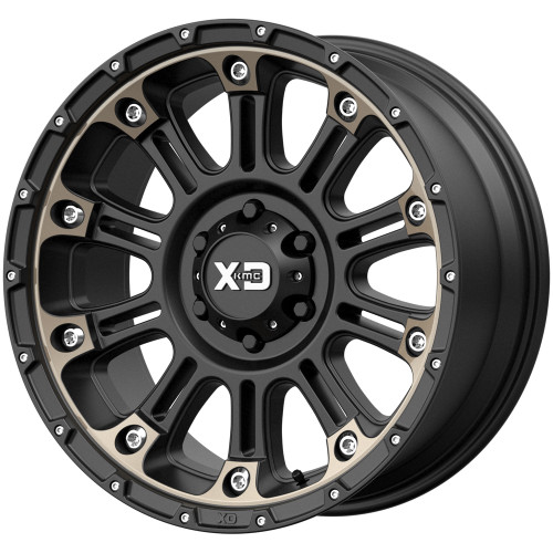 XD Series By KMC Wheels XD829 Hoss 2 XD82929063912N