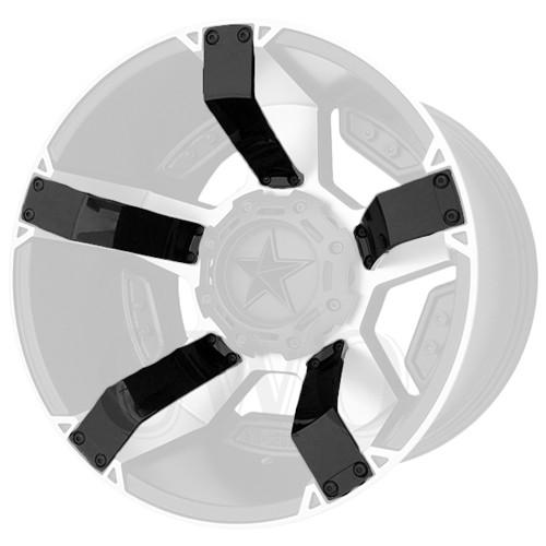 XD Series By KMC Wheels XD811 Rockstar 2 Inserts 811FIN29000-GB