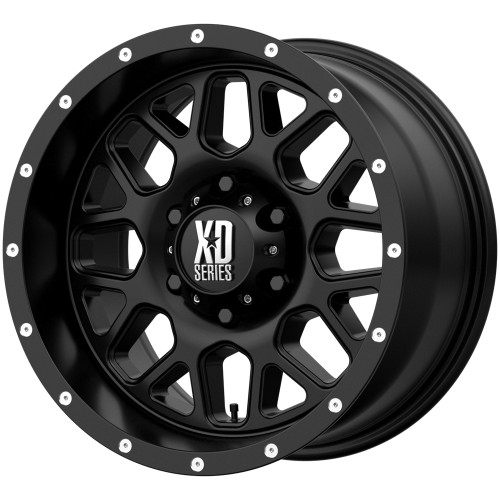XD Series By KMC Wheels XD820 Grenade XD82079050712N