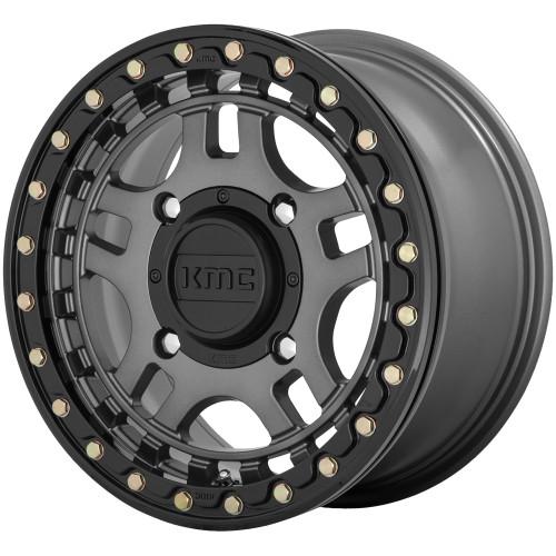 KMC ATV KS240 Recon Beadlock KS24047044438