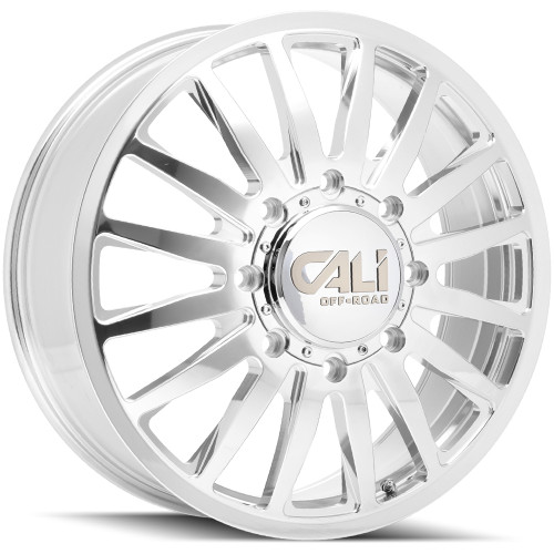 Cali Off-Road 9110D Summit Dually Front 9110D-2881PMF115
