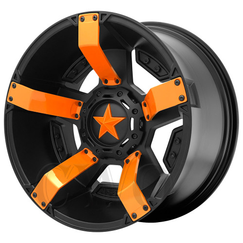 XD Series By KMC Wheels XD811 Rockstar 2 XD81129043712N-OR
