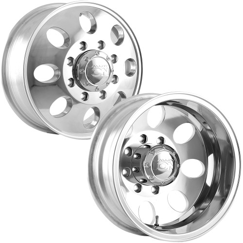 Ion Wheels 167 Dually 167-6670FP-167-6670RP