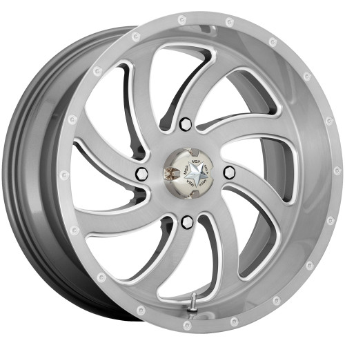 MSA Offroad Wheels M36 Switch M36-020756TI
