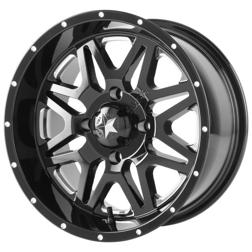 MSA Offroad Wheels M26 Vibe M26-06756M