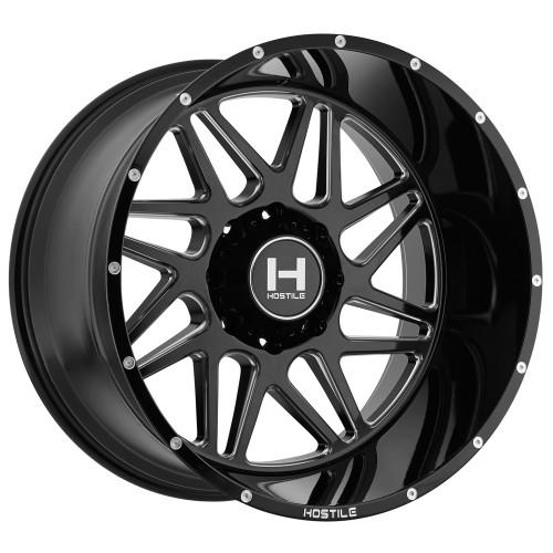 Hostile H108 Sprocket H108-2214818045B