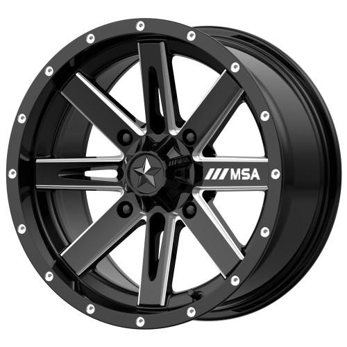 MSA Offroad Wheels M41 Boxer M41-06737