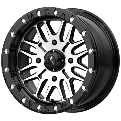 MSA Offroad Wheels M37 Brute Beadlock M37-04756
