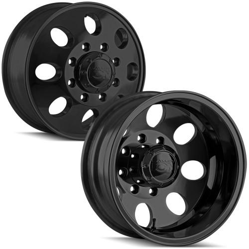 Ion Wheels 167 Dually Front 167-7679FMB-167-7679RMB
