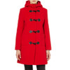 Duffle Coat, Red