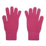 Cashmere Gloves, Pink