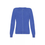 Cashmere Twinset, Electric  Blue