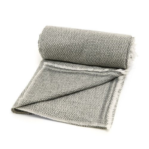 Cashmere Blanket, Black