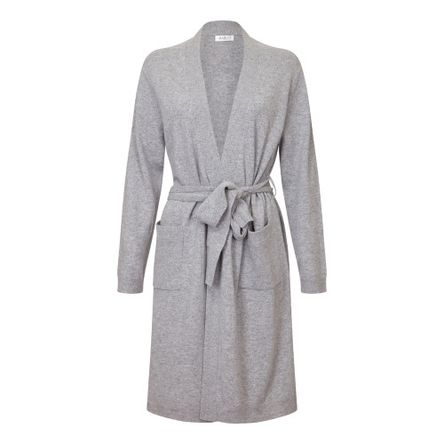 Ladies Cashmere Dressing Gown