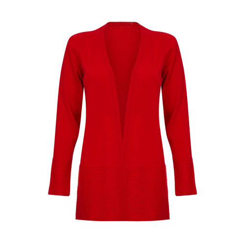 Swing Coat, Red