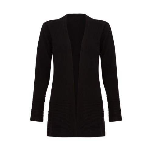 Swing Coat, Black