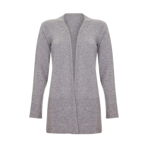 Swing Coat, Grey