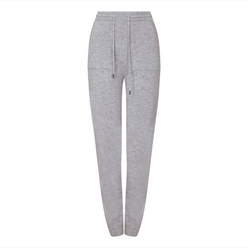 Cashmere Joggers, Grey