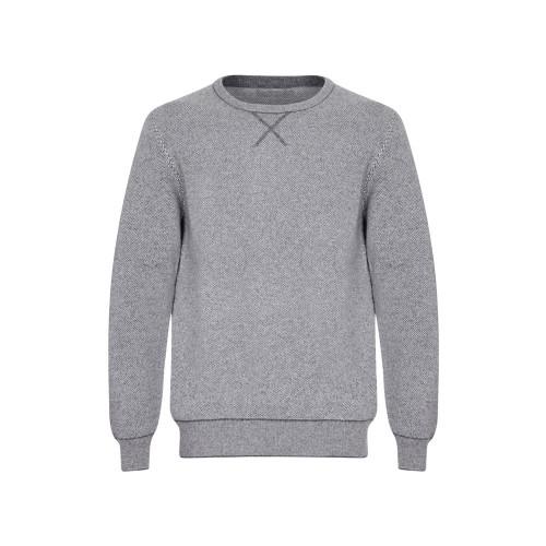 jacquard cashmere sweater