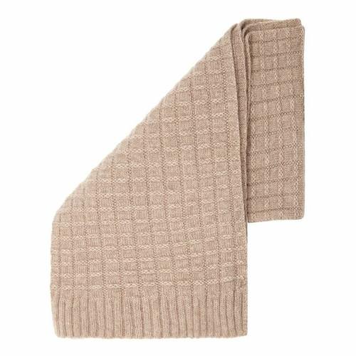 Cashmere Squared Scarf