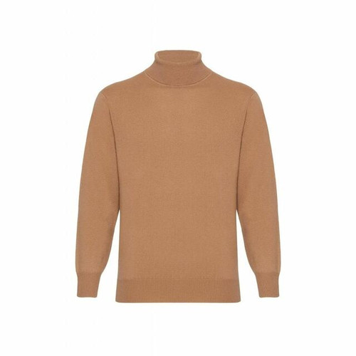 Cashmere High Neck Jumper