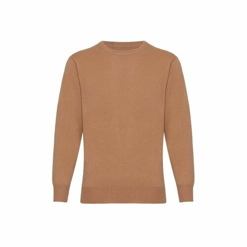 Cashmere Round Neck Jumper - Men