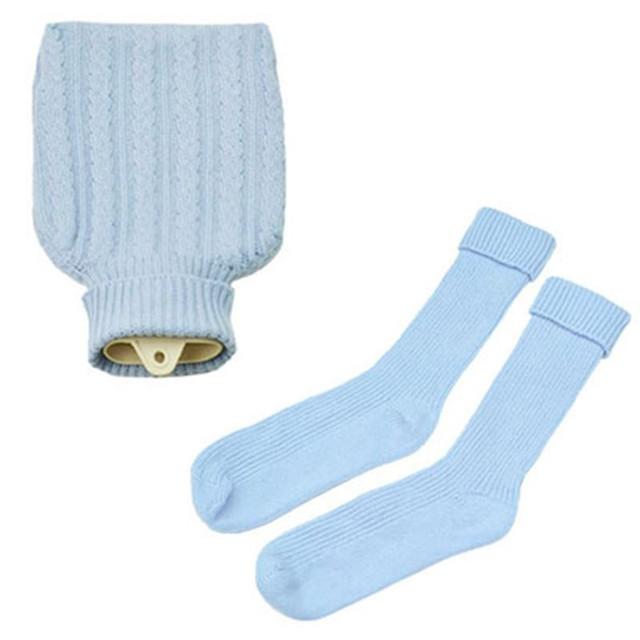 Hottie and Socks Set, Blue