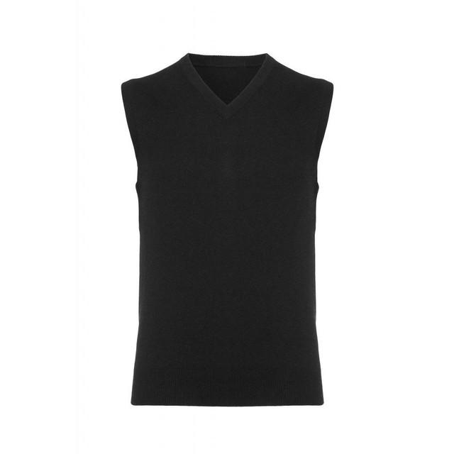 Cashmere Slipover, Black