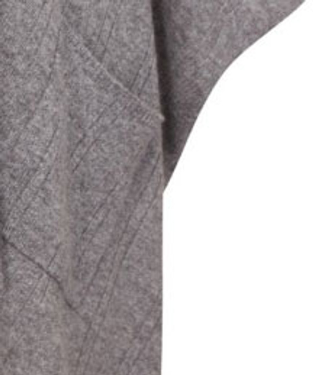 Cape with Pockets, Grey