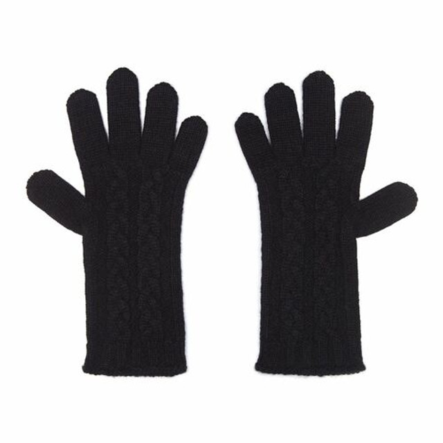 Cashmere Cable Gloves