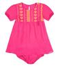 Hibisco Baby Dress