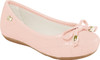 Quilted Stitch Ballet Flat Shoes - Baby