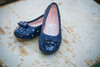 Cutout Ballet Flat Shoes - Baby