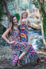 Flower Maxi Mother Dress - Limited Edition*