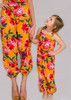 Floral Mother Jumpsuit