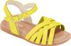 Larinha Strap Leather sandals - Girl