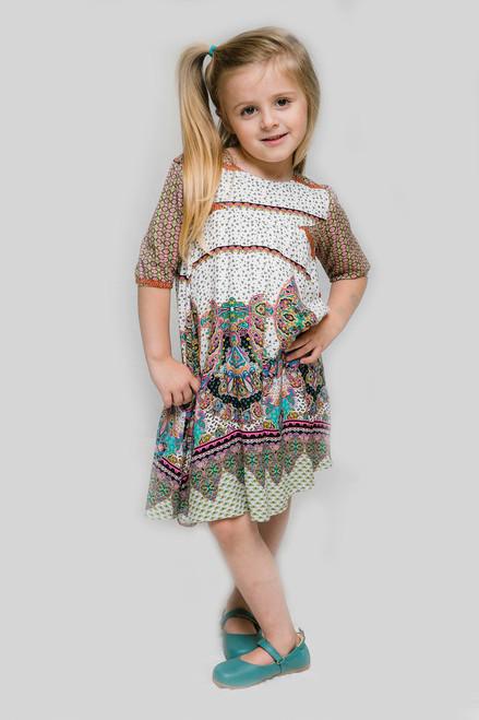 Avela Girl Dress