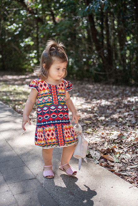 Pitanga Baby Dress