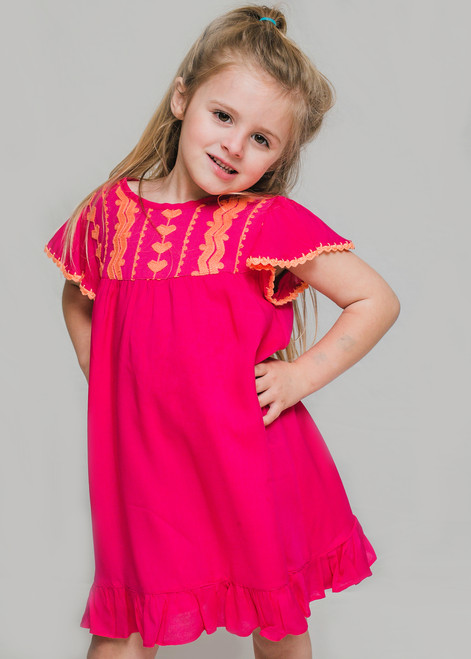 Hibisco Dress