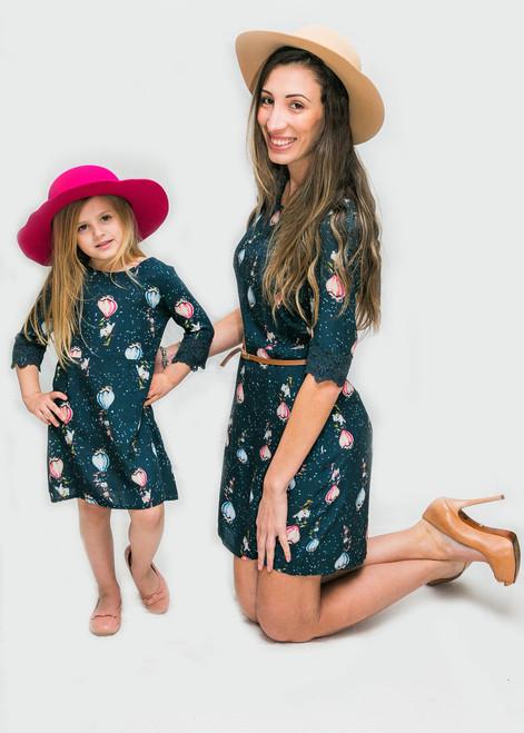 Balao Mother Dress