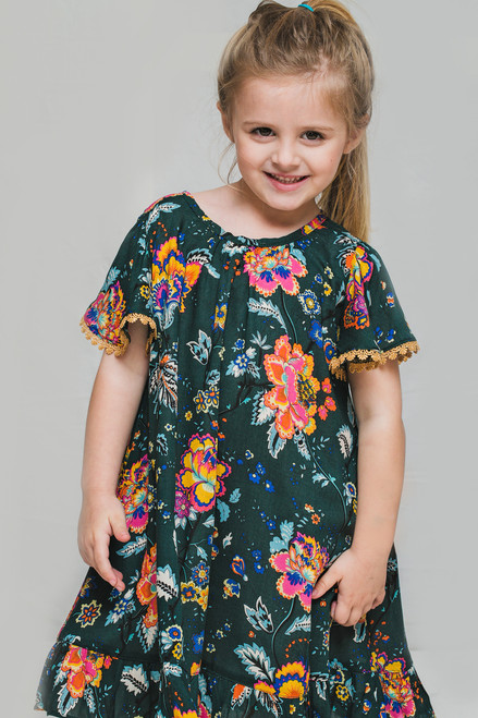 Abacate Girl Dress