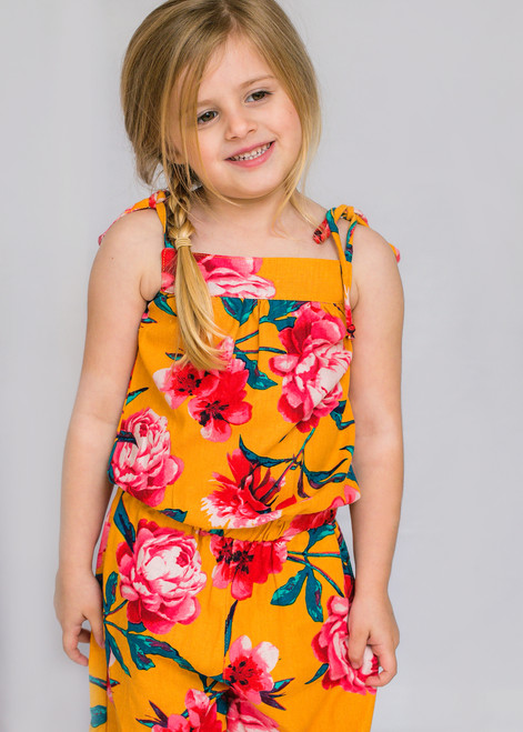 Floral Daughter Jumpsuit