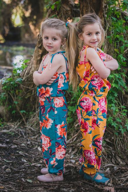 Floral Daughter Jumpsuit