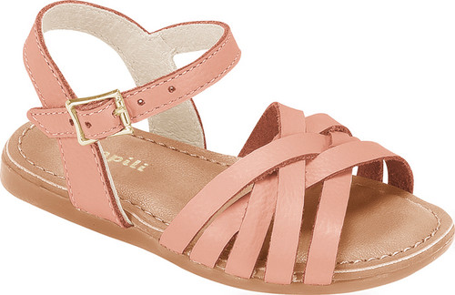 Larinha Strap Leather Sandals - Baby