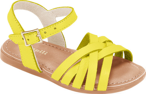 Larinha Strap Leather sandals - Girl