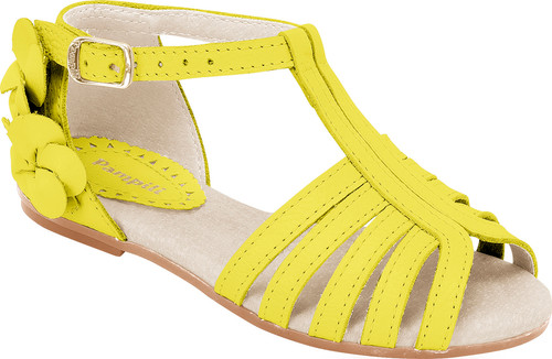 Aurora Leather sandals - Girls