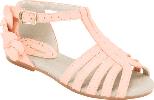 Aurora Leather sandals - Baby