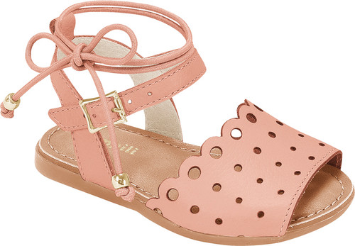 Lara Cutout Sandals - Girls