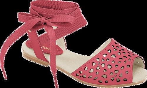 Aurora cutout Sandals - Baby